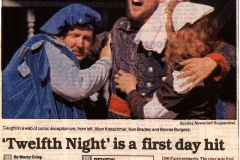 12th Night article