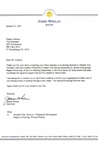 Atlantic City Mayor letter 95